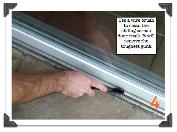 sliding screen door repair