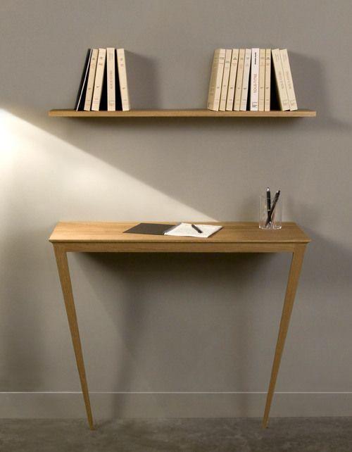 Créez un espace de lecture, un petit bureau d\u0027appoint avec cet