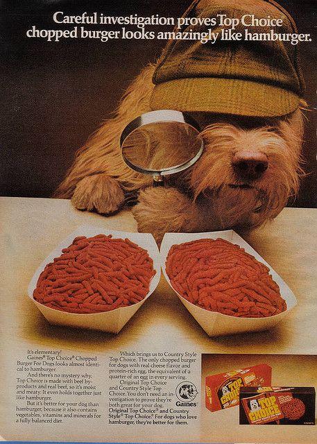 Top Choice Dog Food Dog Food Recipes Food Ads Food Animals
