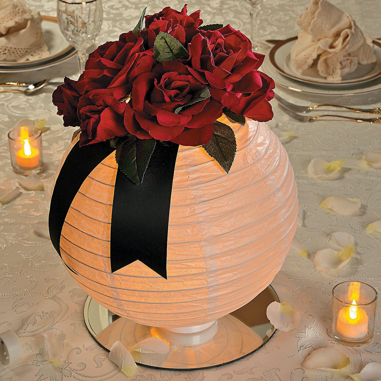 4 Easy Diy Wedding Centerpiece Ideas Lantern Centerpiece Wedding