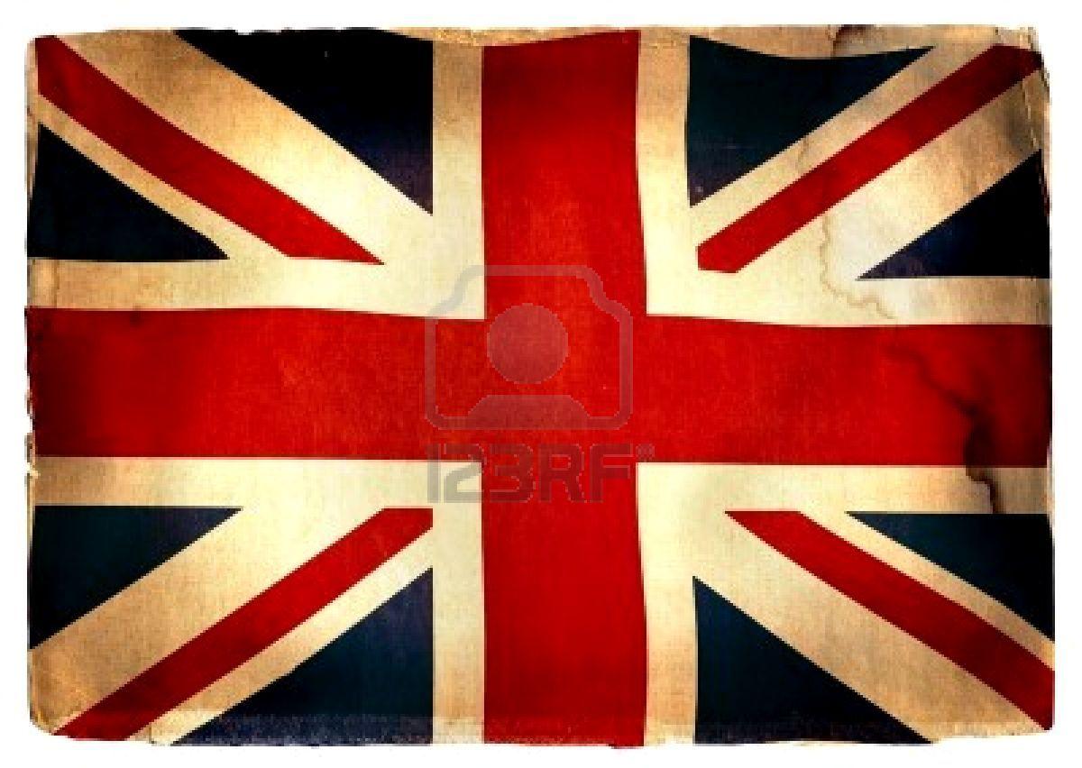 5135371 Bandera De Inglaterra Estilo Vintage