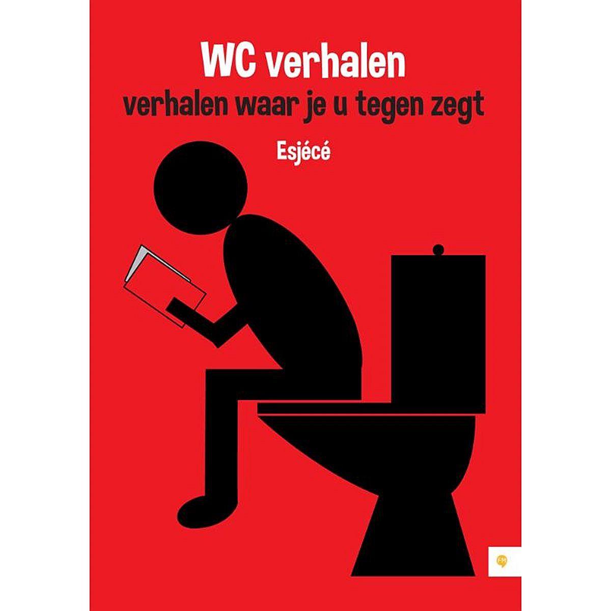 WC verhalen - verhalen waar je u tegen zegt' zijn korte, geestige verhaaltjes voor op, tja…  de WC.