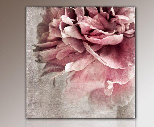 top leinwandbild blume blute flower 50x50cm bilder fertig gerahmt mit keilrahmen riesig ausfuhrung kunstdruck auf leinwand gunstig inkl rahmen online kaufen kunstdrucke kunstproduktion leinwände groß foto 80x80