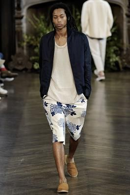 Billy Reid Spring 2015 Menswear Fashion Show: Complete Collection - Style.com