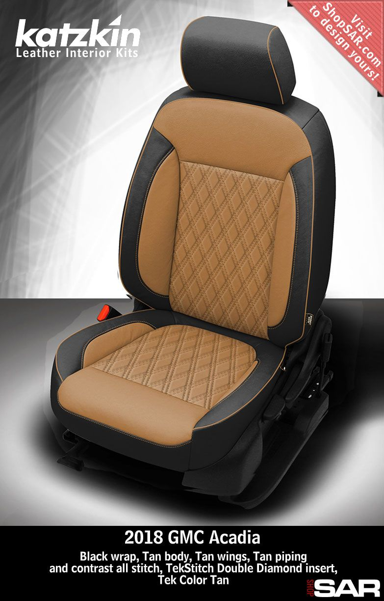 Katzkin Leather Interior Kits Custom Car Interior