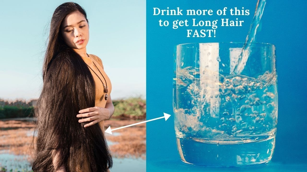 """How To """"WATER"""" Your Hair For Faster Hair Growth"""