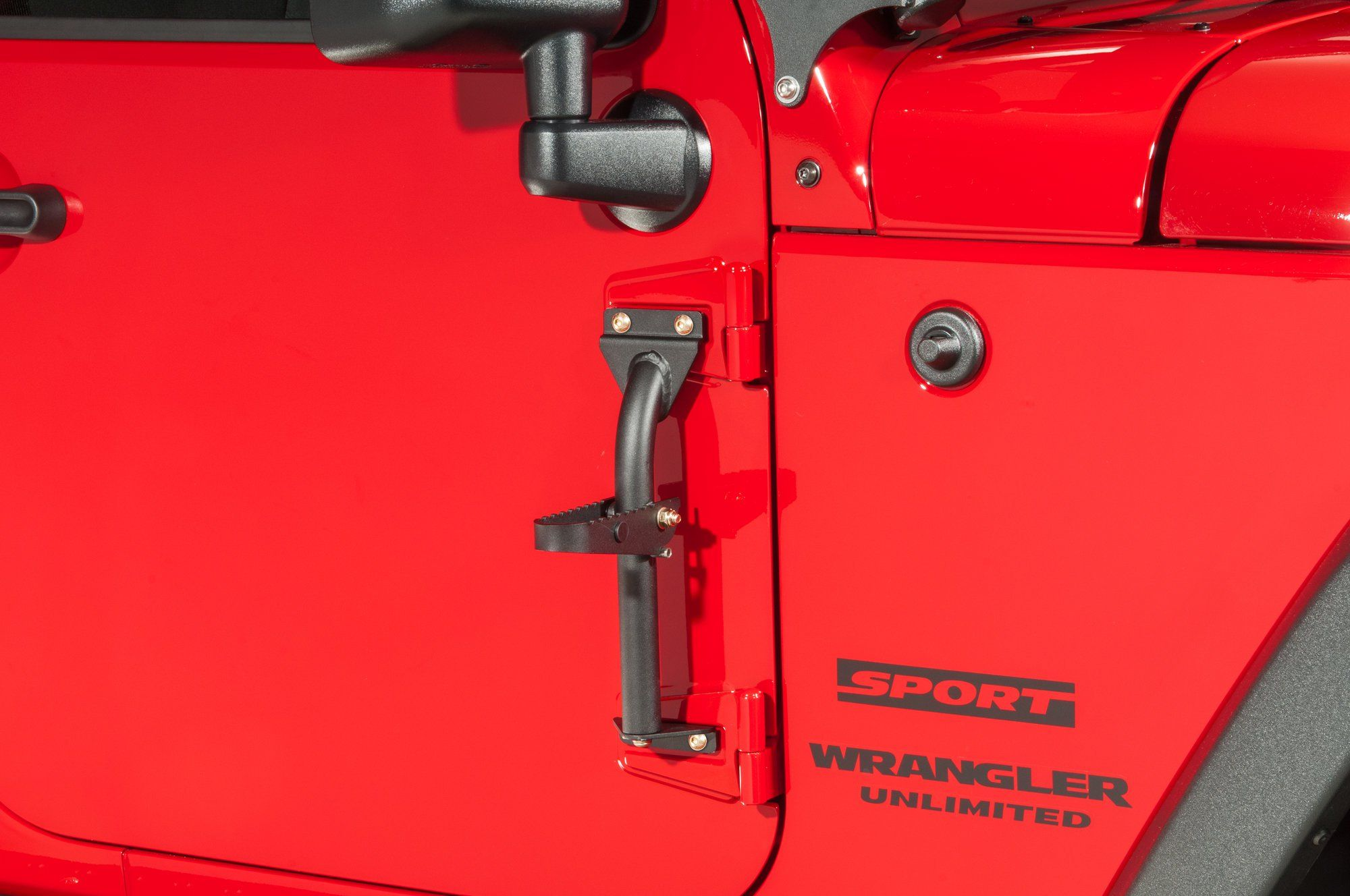 The Versatile Congo Pro Hinge Step Kits Easily Mount Onto Front Or Rear Jk Door Hinges To Provide An Ergonomic Mid Step Point Between Th Jeep Jeep Parts Hinges