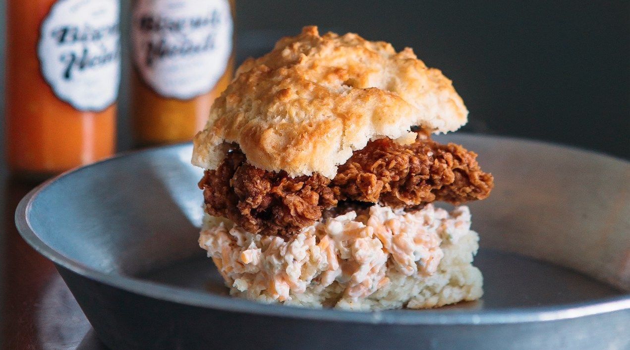Biscuit Head's Jalapeno Pimento Cheese