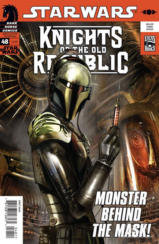 Knights of the Old Republic 48