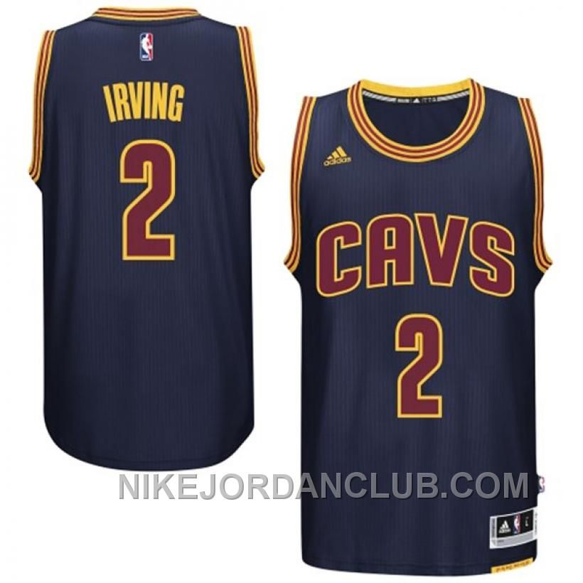 97837b5bb611 Buy Kyrie Irving Cleveland Cavaliers Swingman Navy Blue Jersey Christmas  Deals from Reliable Kyrie Irving Cleveland Cavaliers Swingman Navy Blue  Jersey ...