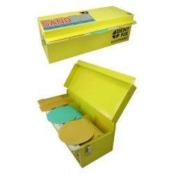 "Dent Fix """"SAND BOX"""" Protective Sand Paper Dispenser DENDF-SB100"