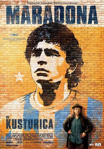 Maradona by Kusturica | Movie poster art, Movie posters ...
