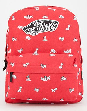 893089f48d Vans Disney Minnie Mouse Realm Backpack