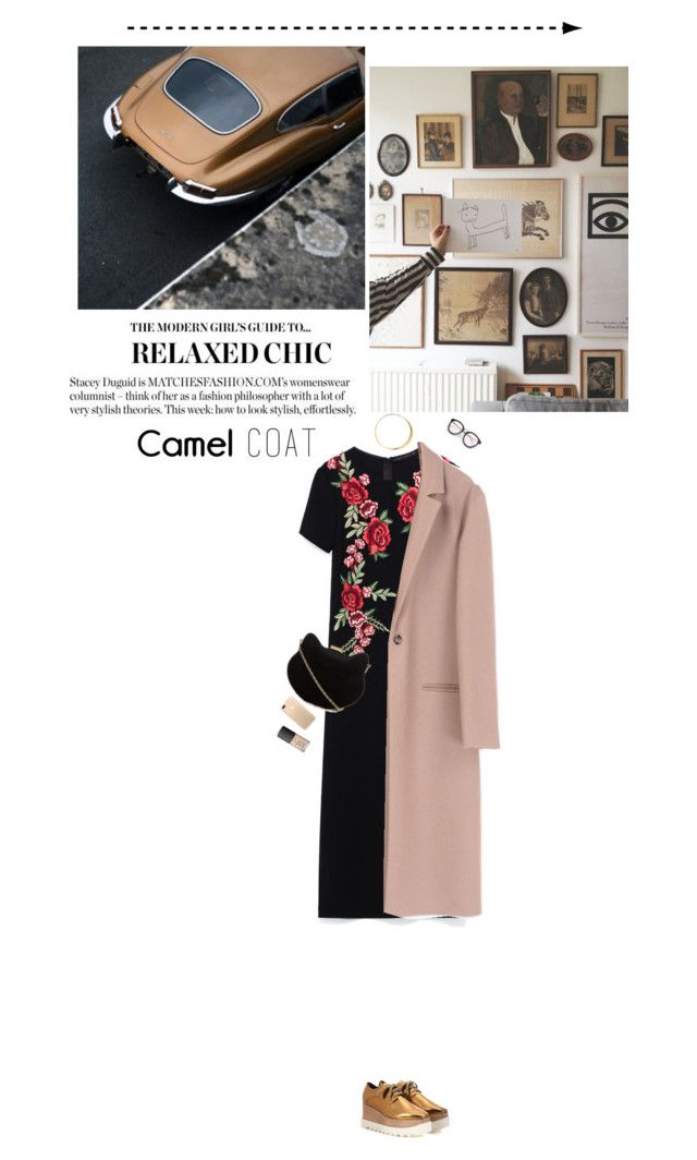 """Relaxed Friday"" by miss-milika ❤ liked on Polyvore featuring Harmony Paris, STELLA McCARTNEY, Charlotte Chesnais, New Look and NARS Cosmetics"