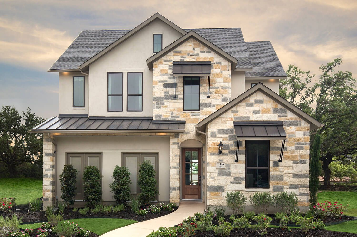 Luxury Home In San Antonio Coventry Homes Luxury Homes Home