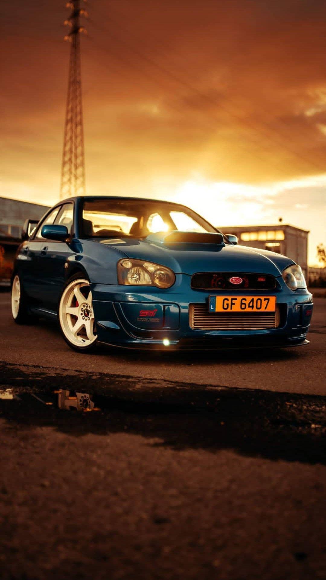 Dream Cars Subaru Cars Subaru Wrx Sti Japanese Sports Cars