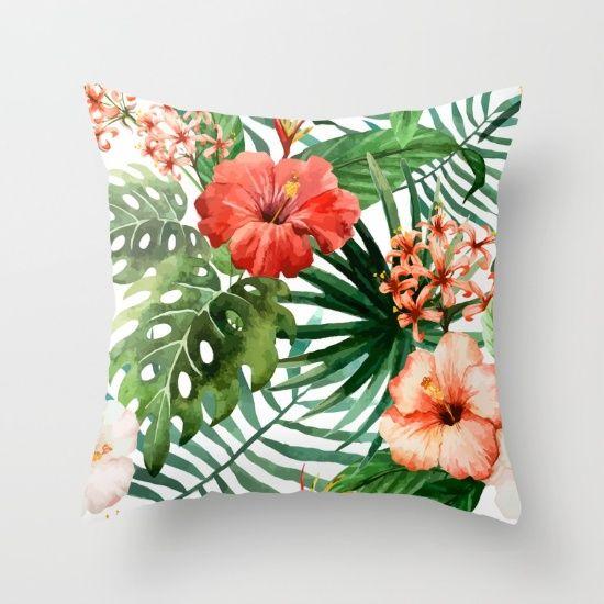 Throw Pillow Made From 100 Spun Polyester Poplin Fabric A