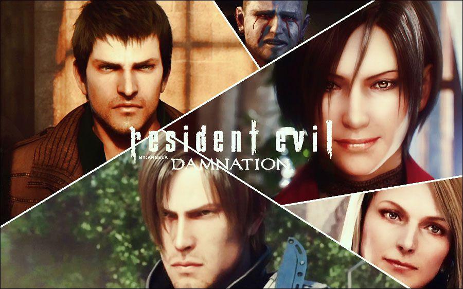 Resident Evil Damnation Resident Evil Damnation Resident Evil