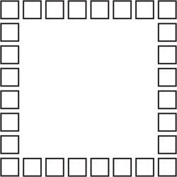Free Printable Board Game Templates  Spanish Learning