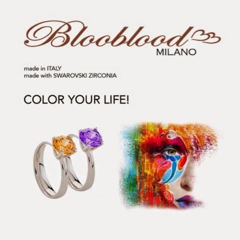 Le gioie di BB: Colora il tuo mondo con BLOOBLOOD!