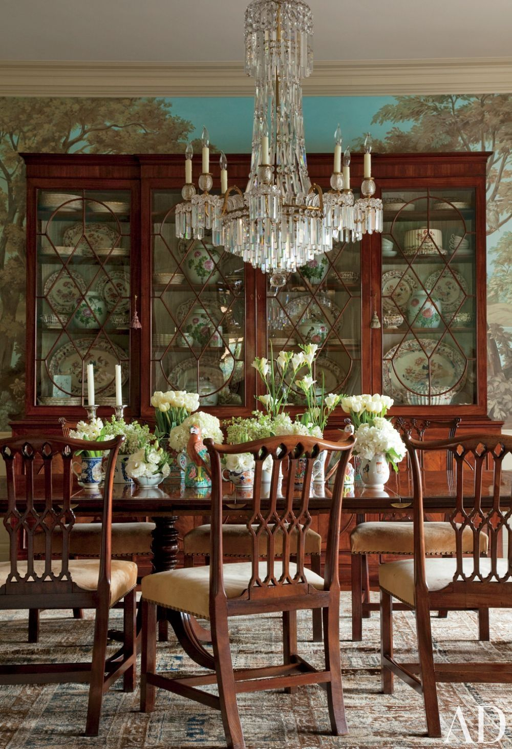 A Dozen Times Arch Digest Has Totally Rocked Chinoiserie Elegant