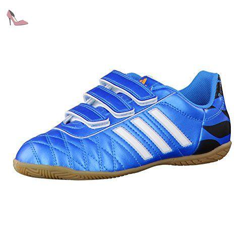 chaussure adidas enfant garcon bleu