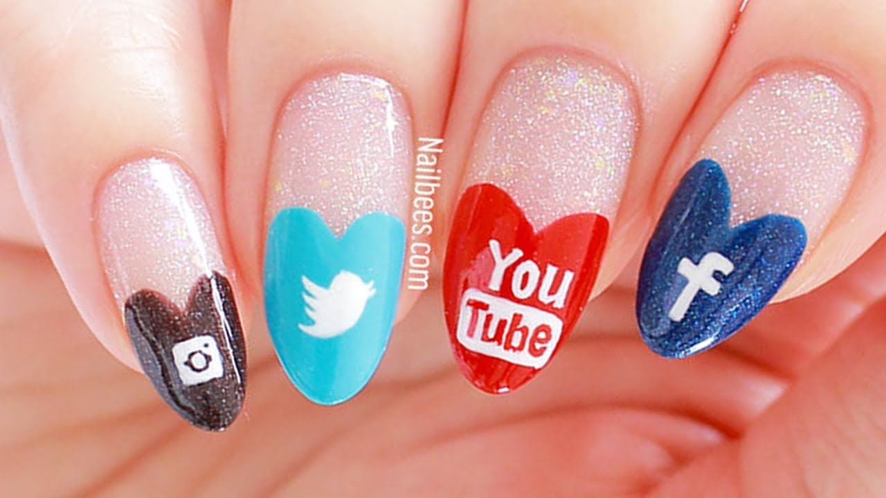Amazing Cute Nail Art 2017 - The Best Nail Art Designs Compilation ...