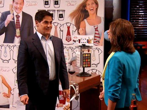 Here S Why Mark Cuban S Historic Shark Tank Deal To Buy A Company Outright Never Went Through Shark Tank Mark Cuban Cuban