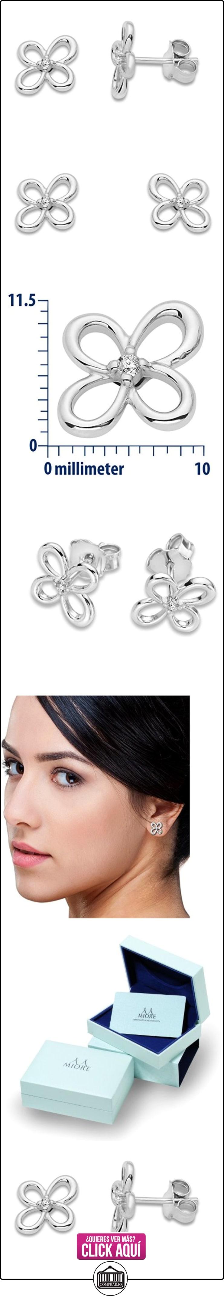 Miore mujer  Plata de ley (925/1000)  plata redondo  perlas agua dulce China blanco circonita FASHIONEARRING  ✿ Joyas para mujer - Las mejores ofertas ✿ ▬► Ver oferta: https://comprar.io/goto/B0152ZY9UY