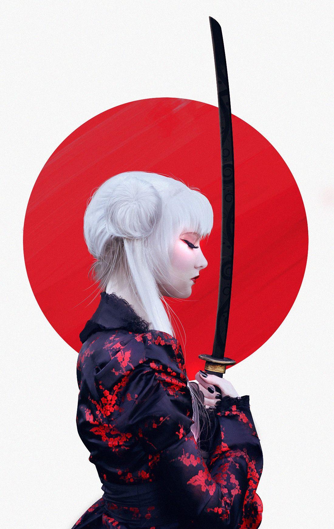 Artstation Sakura By Abrar Khan Ninjas And Ninjetts  # Muebles Neoline
