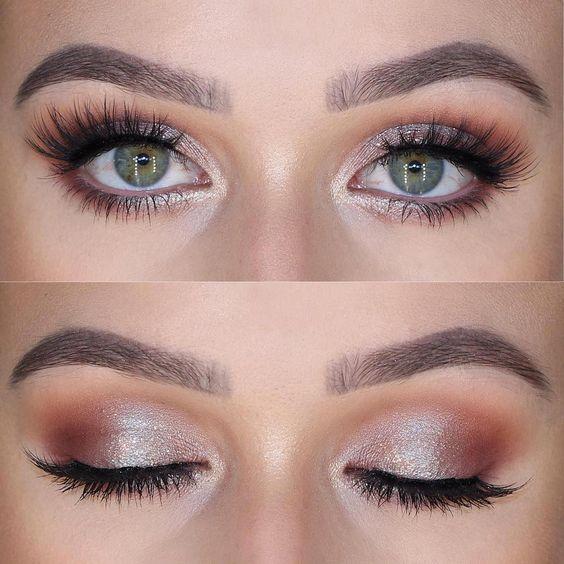 Wie man eine erstaunliche Augenverfassung erhält Suchen Sie nach grünen Augen   – Makeup