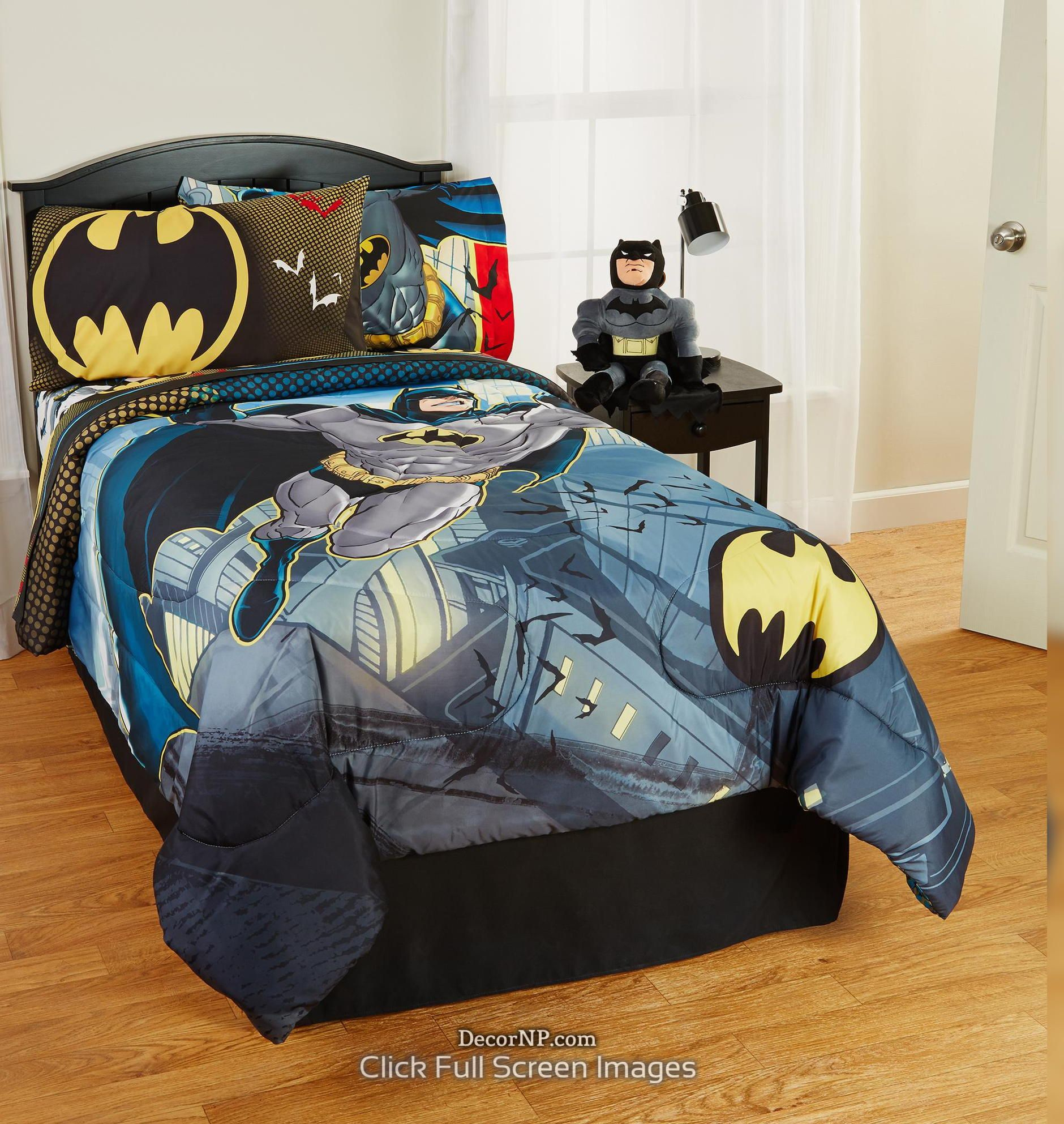 Batman Bedding For My Son S Room