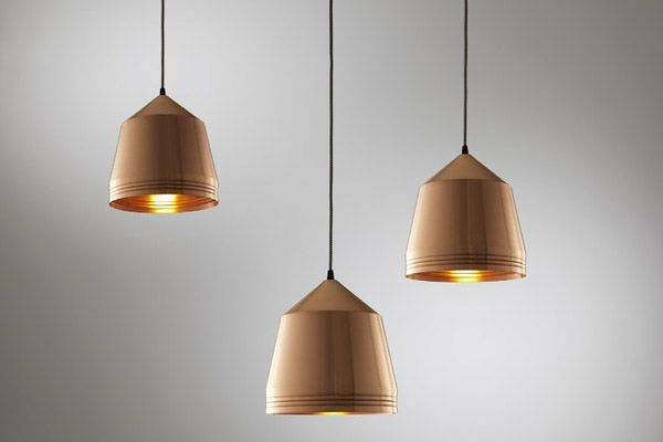 17 Best images about Lighting Design. on Pinterest | Copper, Floor lamps  and Copper pendant lights