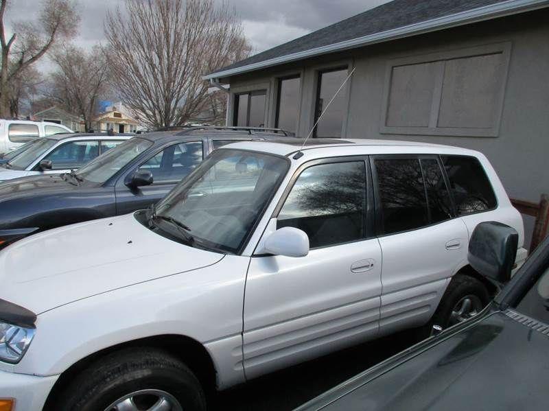2000 Toyota RAV4 AWD 4dr SUV Grand Junction CO Toyota