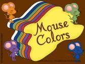 Mouse Colors File Folder Game (free!!)