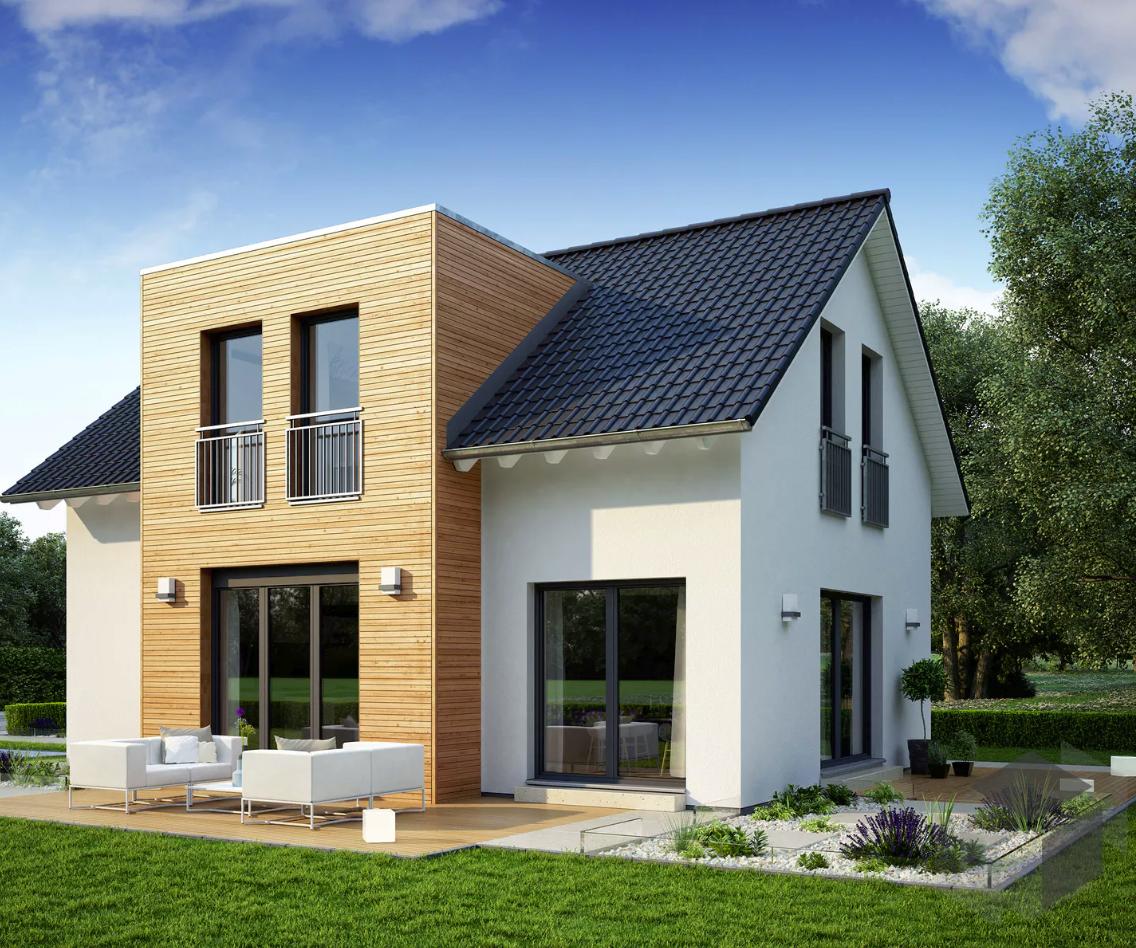 einfamilienhaus 39 lifestyle 28 39 massa haus ab euro als ausbauhaus mit einem klick. Black Bedroom Furniture Sets. Home Design Ideas