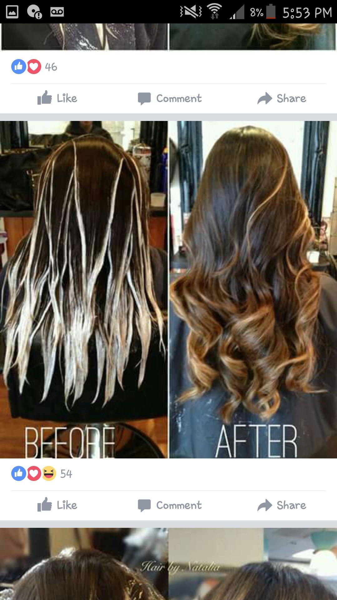 Couleur cheveux n 5