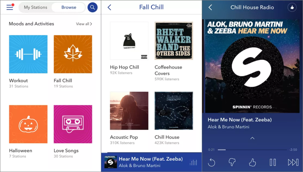 The 20 Best Free Music Apps for Android Device in   UbuntuPIT