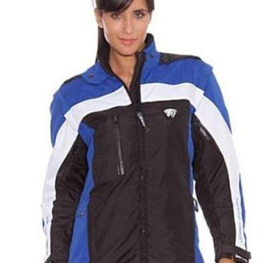 chaqueta de cordura KR-JC31 Azul