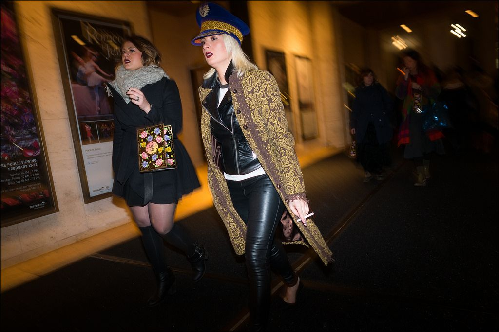 The Urban Vogue: ATTENTION … NYFW 2-2015