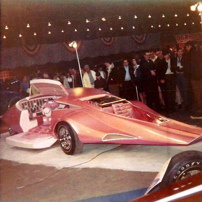 Panthermobile, 1969. \
