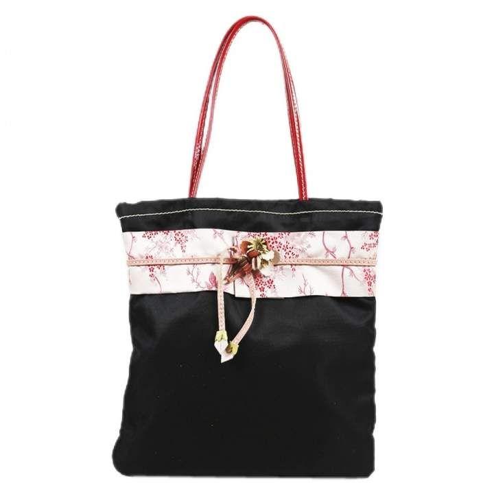 Cloth Tote Prada Handbags Designer Bags Online Prada