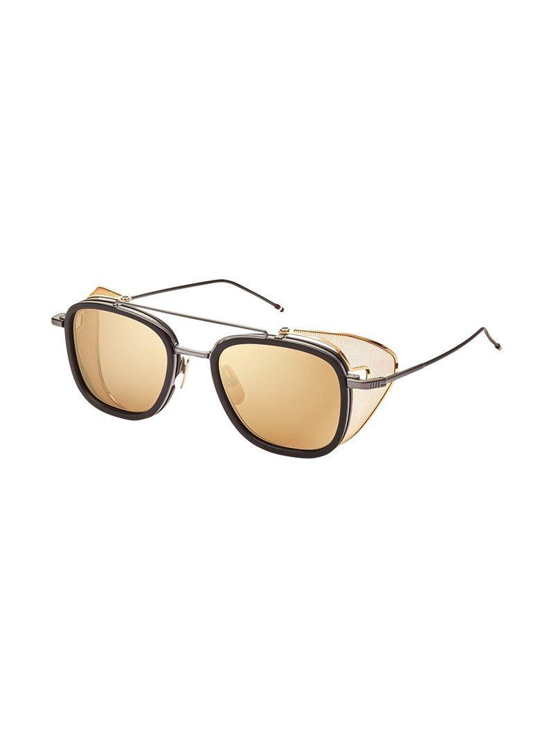 0db4a503d303 Thom Browne TB-808-A Sunglasses in 2019