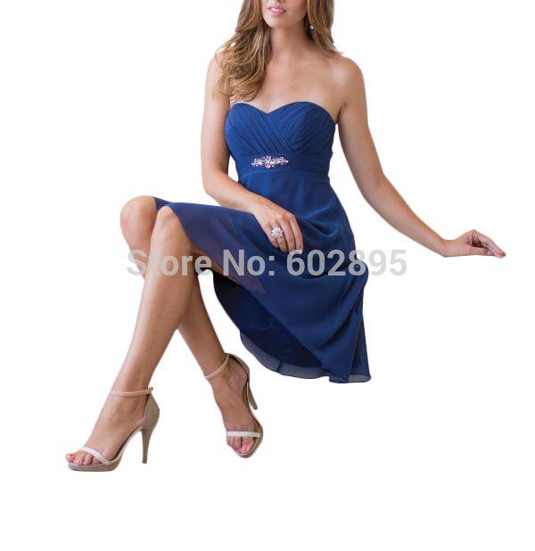 Найти ещё Платья подружек невесты Сведения о 2015 шифон доступное платья невесты синий бисером милая платье невесты короткие спинки высокая низкая платье невесты, высокое качество gown evening dress, Китай dress patterns evening gowns поставщиков, Бюджетный gown prom из youthbridal на Aliexpress.com
