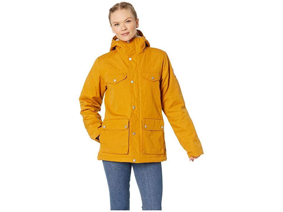 Fjällräven Greenland Winter Jacket Damen acorn