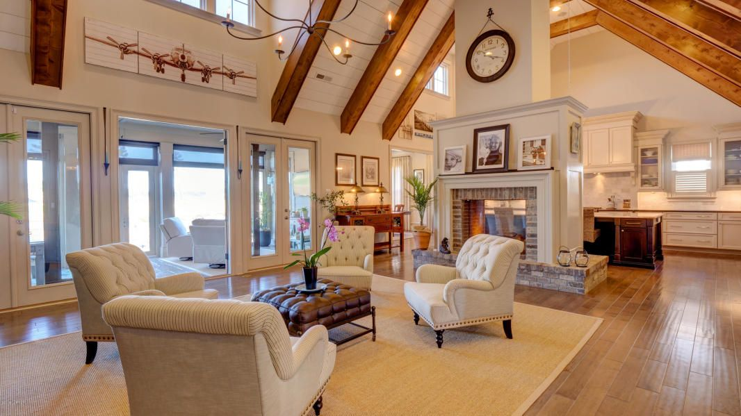 Brunswick Forest home for sale. Courtesy of Coastal