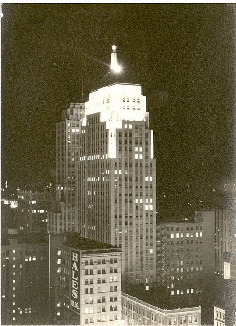 Downtown OKC, 1940's | Flickr - Photo Sharing!