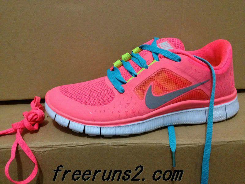 nike free run 3 aqua womens dress shoes