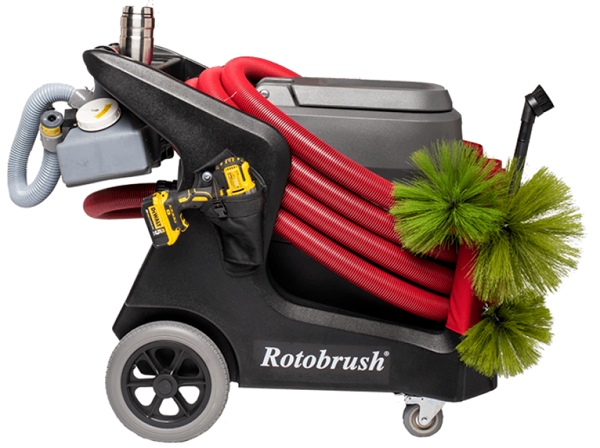 Rotobrush Air Duct Cleaning Clean air ducts, Air duct