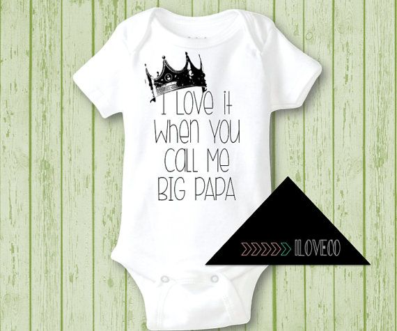 Biggie Smalls Baby Onesie